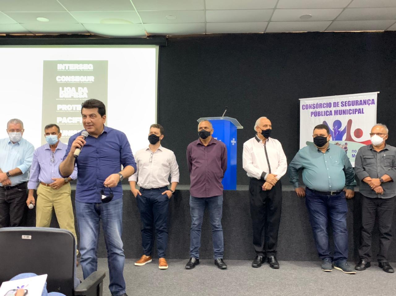WhatsApp Image 2021 07 10 at 09.43.42 - Prefeitos discutem implantação de Consórcio Intermunicipal de Segurança na Paraíba