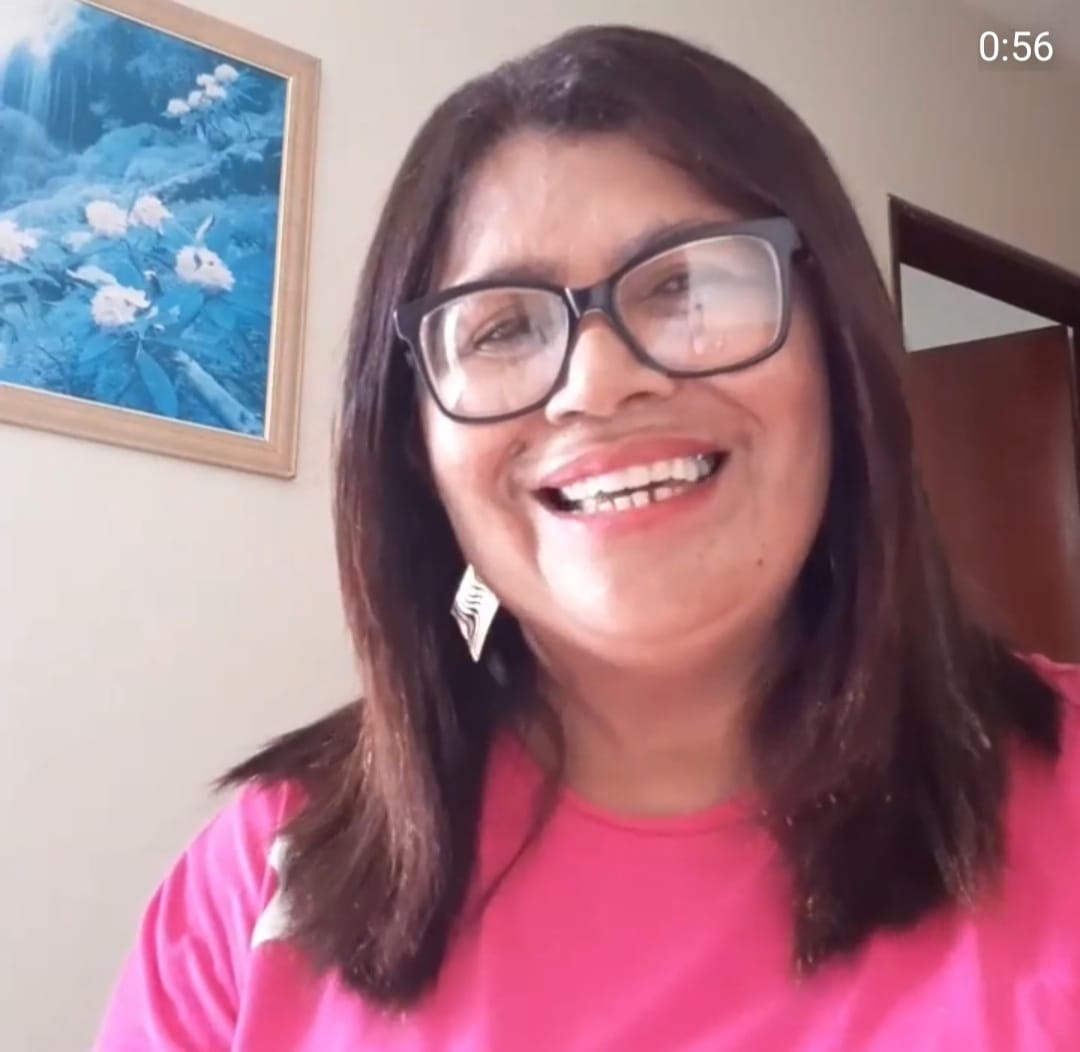 WhatsApp Image 2021 07 12 at 13.00.47 - Após se recuperar da Covid-19, jornalista paraibana morre com vítima de um AVC
