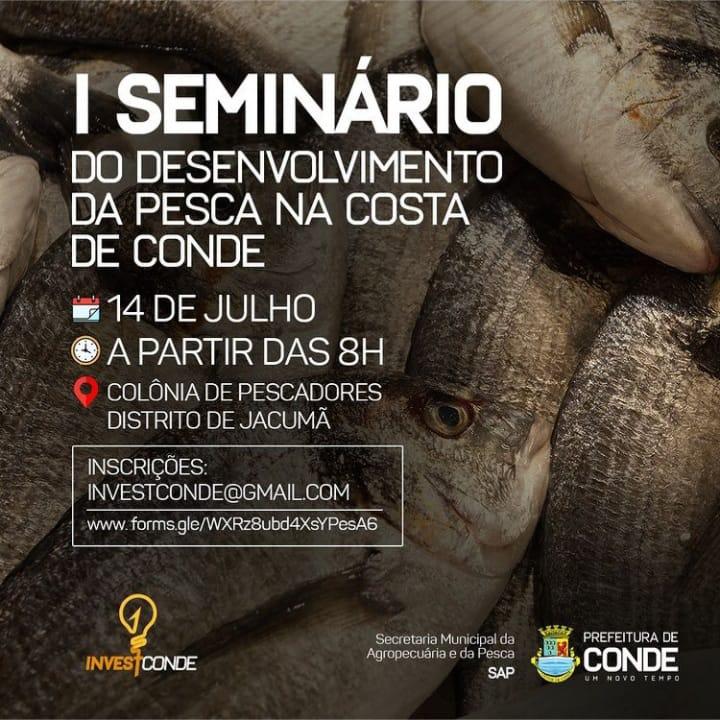 WhatsApp Image 2021 07 12 at 9.37.23 AM - Empreender Municipal realizará seminário sobre desenvolvimento da pesca na Costa do Conde
