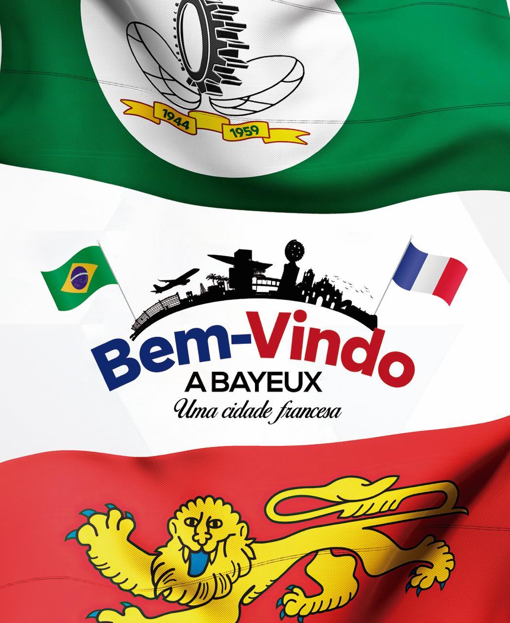 WhatsApp Image 2021 07 13 at 14.49.00 - Prefeitura de Bayeux recebe cônsul da França e o município pode se tornar cidade gemelar francesa