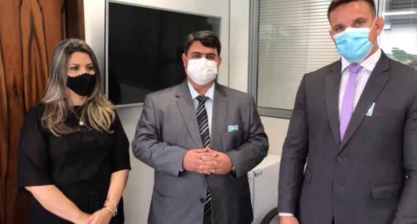 """WhatsApp Image 2021 07 14 at 15.09.52 - """"BASTANTE PRODUTIVO"""": Vereador Dinho faz balanço de audiência que teve em Brasília - VEJA VÍDEO"""