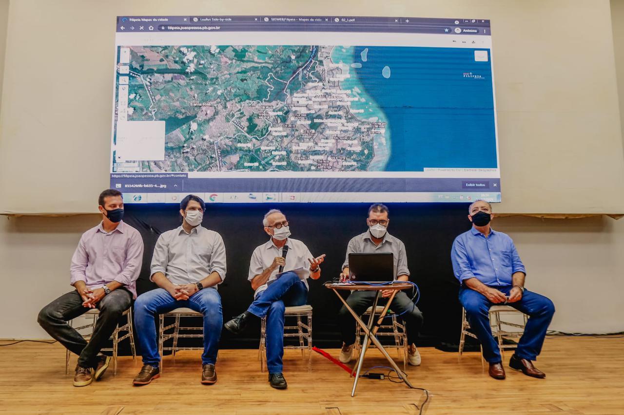 WhatsApp Image 2021 07 15 at 12.11.56 - Prefeitura lança ferramenta que permite acompanhar evolução urbana da Capital