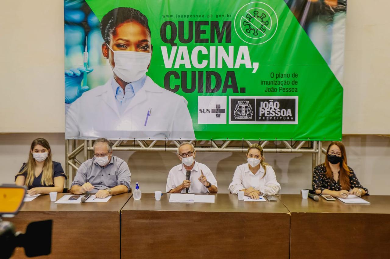 WhatsApp Image 2021 07 19 at 13.49.16 - João Pessoa deve vacinar população de 30+ a partir da próxima semana, diz prefeito Cícero Lucena
