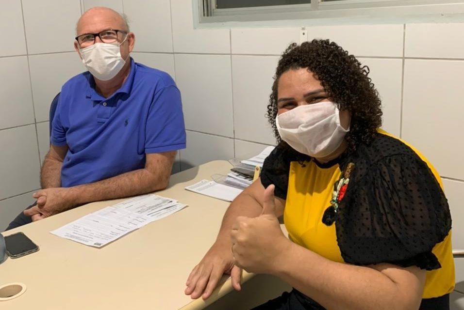 WhatsApp Image 2021 07 19 at 15.26.44 1 e1626721501968 - Prefeita Luciene Gomes discute saúde de Bayeux em reunião com Dr. Luiz Flávio