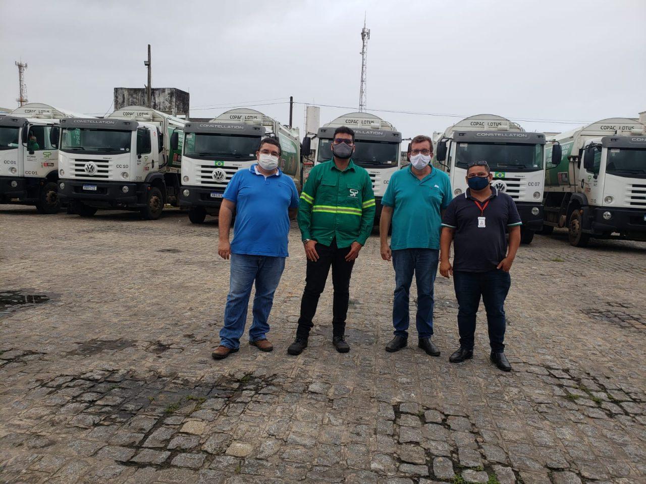 WhatsApp Image 2021 07 19 at 5.42.44 PM scaled - Prefeitura de Conde regulariza coleta de lixo e empresas concorrentes atestam lisura do processo