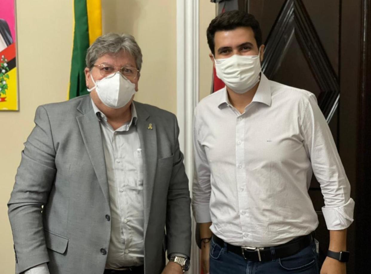 WhatsApp Image 2021 07 20 at 13.28.42 - Wilson Filho parabeniza João Azevêdo por adesão a projeto que dará auxílio de R$ 500 para órfãos da pandemia