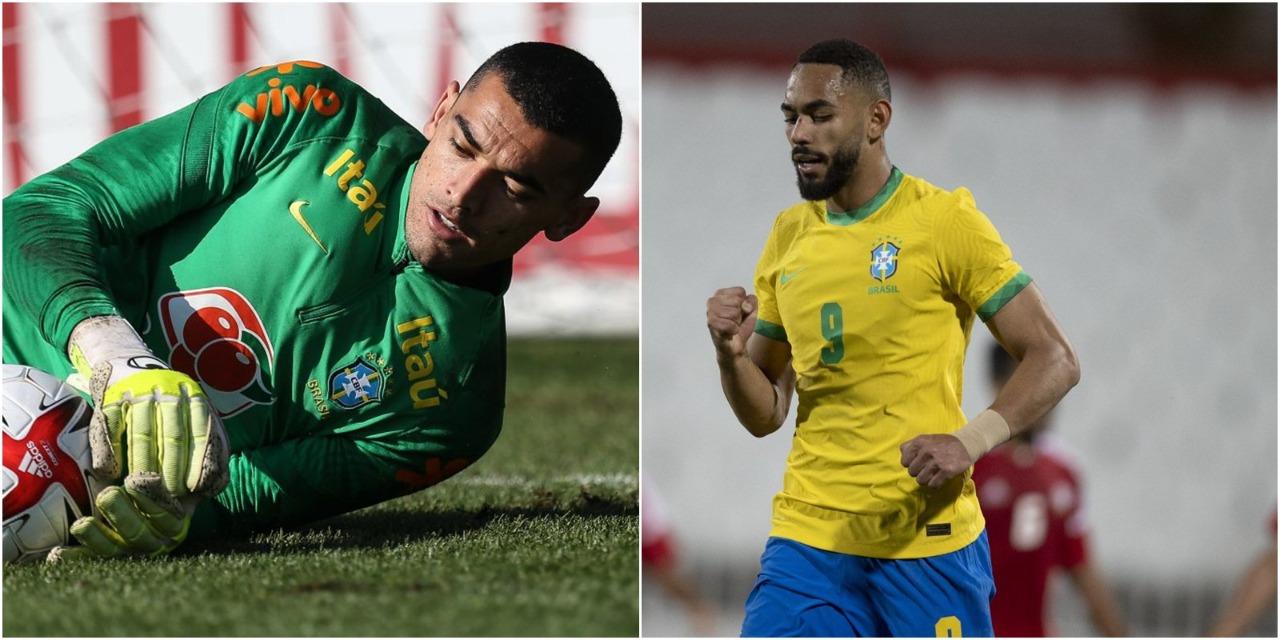 WhatsApp Image 2021 07 21 at 17.17.18 - PARAÍBA ESTREANDO NAS OLIMPÍADAS: Matheus Cunha e Santos jogam nesta quinta