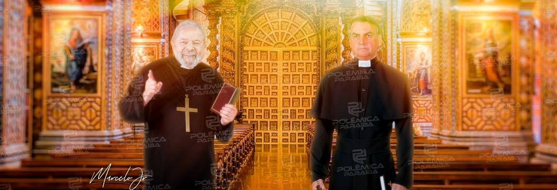 WhatsApp Image 2021 07 21 at 17.31.07 - UMA DISPUTA RELIGIOSA: a busca de Bolsonaro e Lula por votos entre a população católica