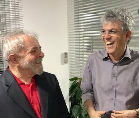 WhatsApp Image 2021 07 22 at 08.30.08 - O que teria conversado Lula e Ricardo recentemente em São Paulo? - Por Rui Galdino