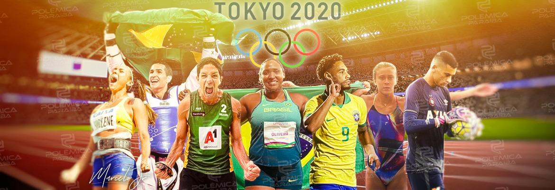 WhatsApp Image 2021 07 22 at 12.13.45 - PARAÍBA NAS OLIMPÍADAS DE TÓQUIO: conheça os atletas paraibanos que estão no principal evento esportivo do mundo