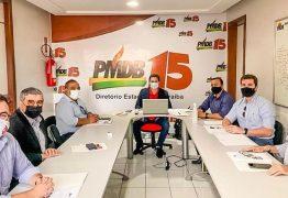 """REUNIÃO NO MDB: Mikika Leitão defende Veneziano e Cássio juntos em chapa majoritária em 2022: """"A Paraíba toda vai tremer"""" – OUÇA"""