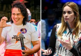 """Durante solenidade, Luciene Gomes declara apoio a Daniella Ribeiro para governadora em 2022: """"Tem nosso apreço e admiração"""" – VEJA VÍDEO"""
