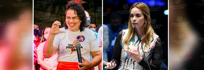 """WhatsApp Image 2021 07 26 at 16.50.58 - Durante solenidade, Luciene Gomes declara apoio a Daniella Ribeiro para governadora em 2022: """"Tem nosso apreço e admiração"""" - VEJA VÍDEO"""