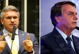 """Após Bolsonaro se recusar a falar sobre Julian Lemos, deputado reage: """"Se tivesse falado, daria resposta à altura"""""""