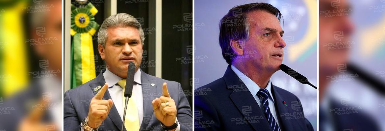 """WhatsApp Image 2021 07 27 at 10.45.15 - Após Bolsonaro se recusar a falar sobre Julian Lemos, deputado reage: """"Se tivesse falado, daria resposta à altura"""""""
