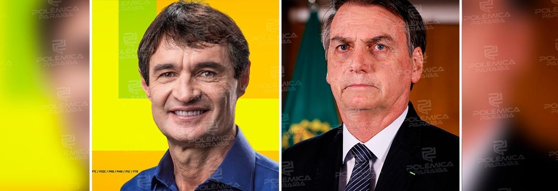 """WhatsApp Image 2021 07 27 at 13.09.10 - Romero agradece declarações de Bolsonaro e diz que presidente administra bem o país: """"a recíproca é verdadeira"""""""