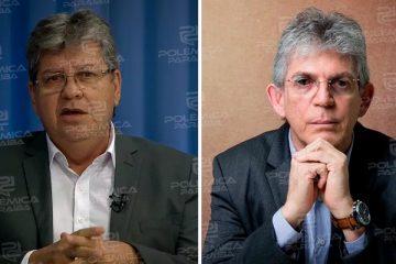 """João Azevêdo descarta nomes ligados a Bolsonaro em sua chapa e rechaça aproximação com Coutinho: """"Não vejo possibilidade"""""""