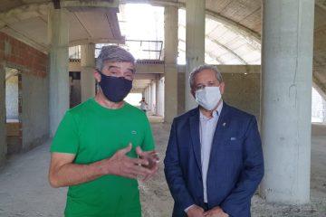 UFPB recebe Deputado Wellington Roberto para tratar da reativação das obras do Centro de Convenções – VEJA VÍDEO