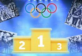 A PARAÍBA NO PÓDIO: Saiba quais foram os atletas paraibanos que já conquistaram medalhas olímpicas