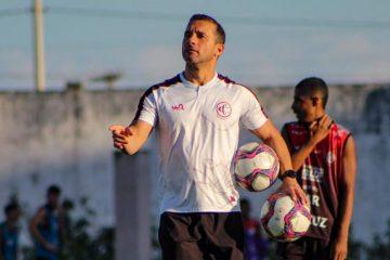 """Técnico quer Campinense pensando """"jogo a jogo"""" em sequência de quatro partidas no Amigão"""