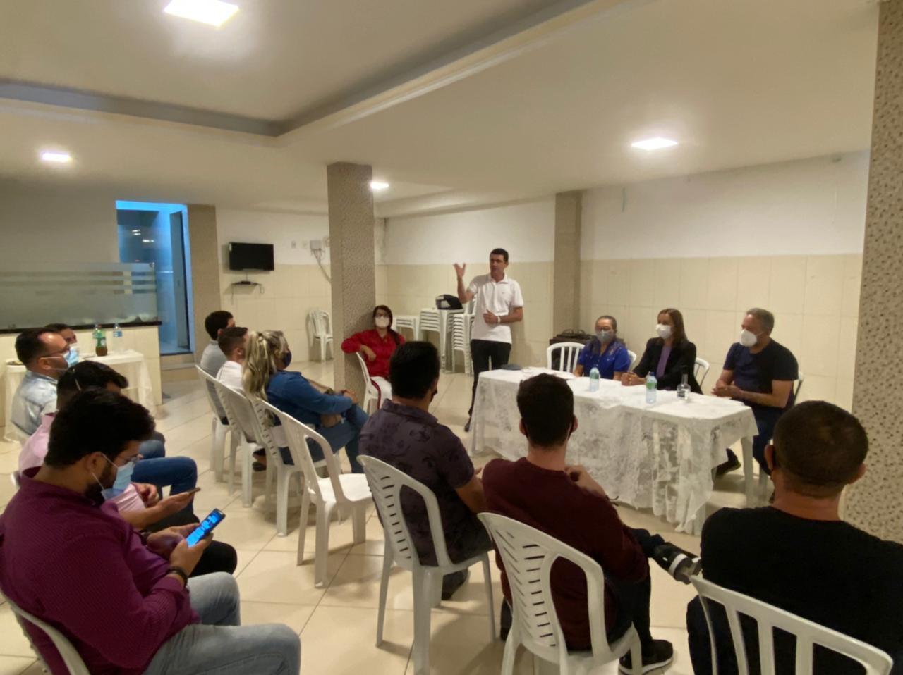 WhatsApp Image 2021 07 30 at 08.49.47 2 - Grupo de filiados ao Podemos de Campina Grande se reúne para definir rumos e estratégias futuras