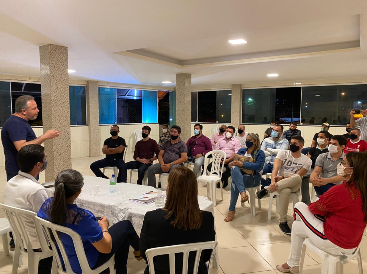WhatsApp Image 2021 07 30 at 08.49.47 3 - Grupo de filiados ao Podemos de Campina Grande se reúne para definir rumos e estratégias futuras