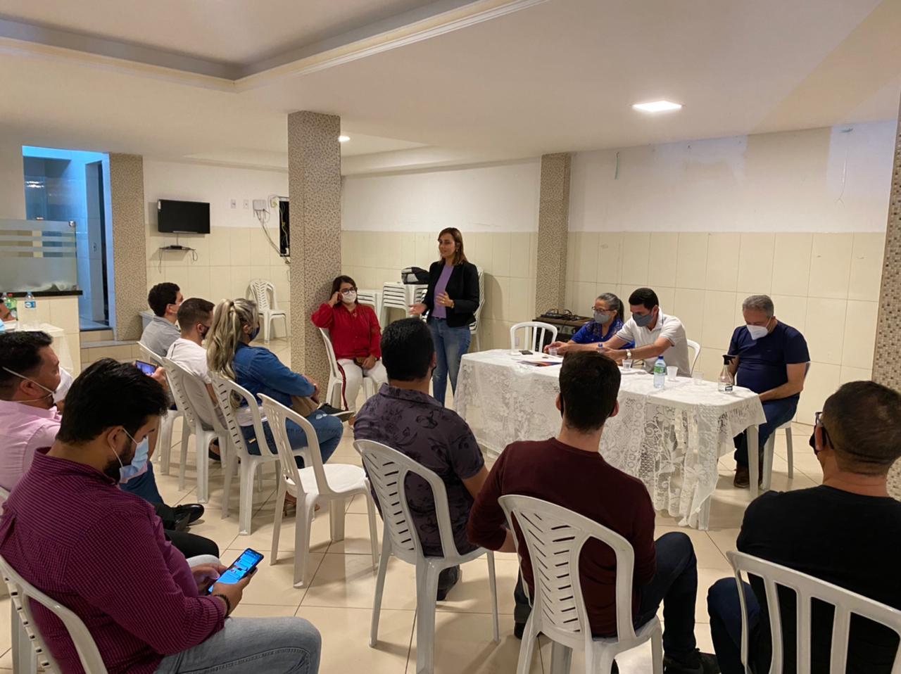 WhatsApp Image 2021 07 30 at 08.49.47 - Grupo de filiados ao Podemos de Campina Grande se reúne para definir rumos e estratégias futuras