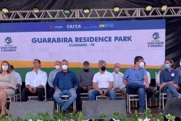 BASTIDORES: oposição se encontra em evento com ministro Rogério Marinho em Guarabira