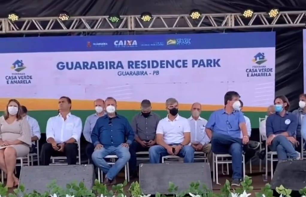 WhatsApp Image 2021 07 30 at 19.36.04 - BASTIDORES: oposição se encontra em evento com ministro Rogério Marinho em Guarabira