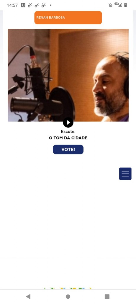 WhatsApp Image 2021 07 30 at 21.40.45 2 - Renan Barbosa é finalista de importante festival de música online; vencedor é escolhido por voto popular
