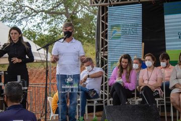 Deputado Wellington Roberto prestigia entrega de 400 moradias no 'Guarabira Residence Park'