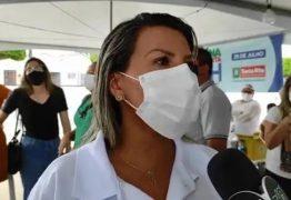 """Jane Panta destaca ação de vacinação contra a Covid-19 em Santa Rita: """"fizemos história"""""""
