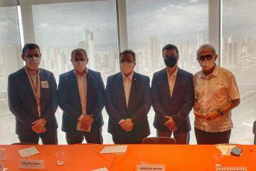 Em encontro com o presidente do BNB, Bruno Roberto dialoga sobre soluções em prol da geração de emprego e renda no estado da Paraíba