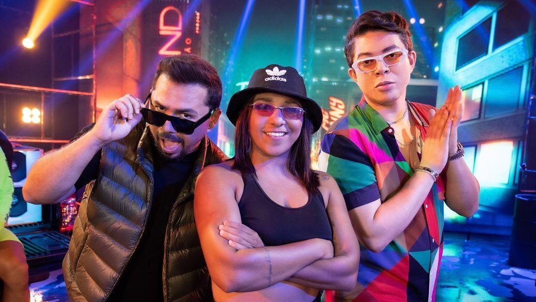 """Xand Avi o MC Danny e DJ Ivis - MC Danny, parceira de DJ Ivis em hit, revela que está sofrendo ameaças e que vai regravar canção: """"O mundo é cruel"""" - VEJA"""