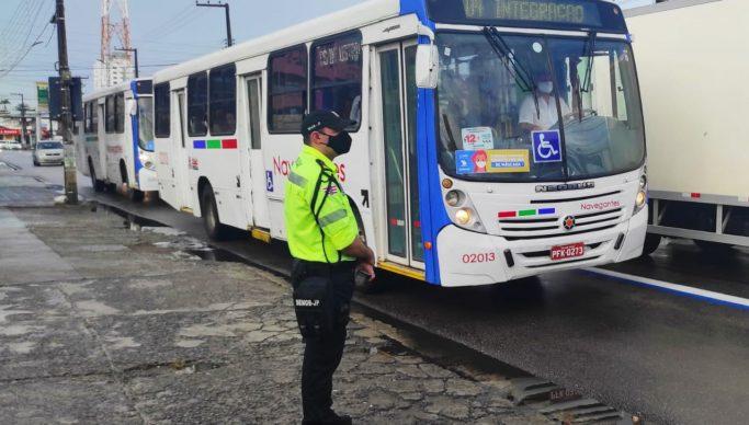 a96883cc 7471 0ee9 9adc 790a777da3b4 683x388 1 - Av. Vasco da Gama recebe faixa exclusiva de ônibus e terá orientação durante 10 dias