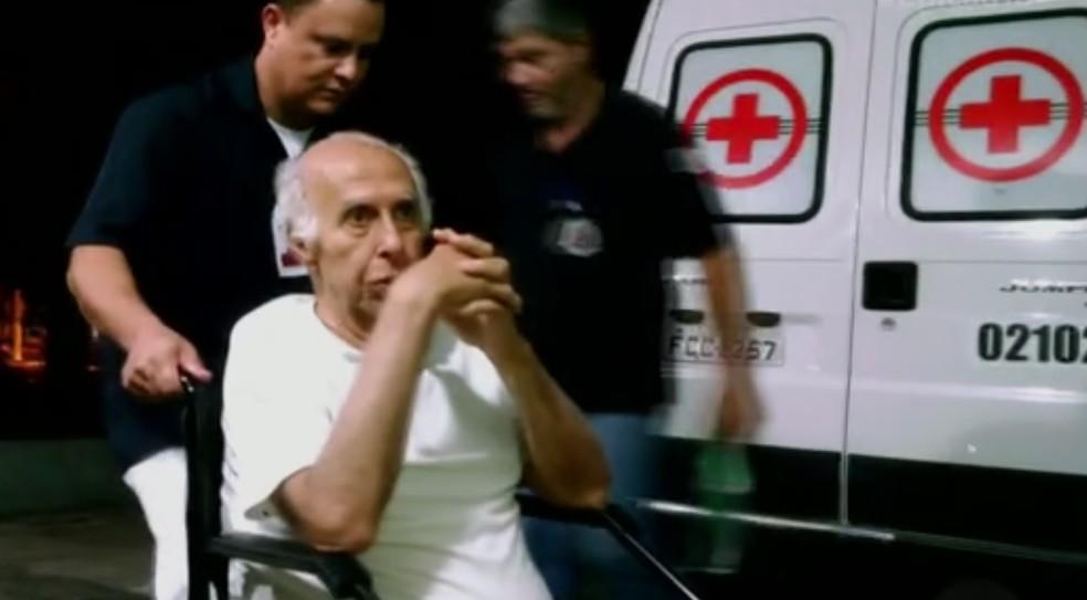 abdelmassih oVDAyGp - Roger Abdelmassih volta para penitenciária em Tremembé após ter prisão domiciliar revogada