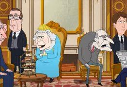HBO Max anuncia série satírica sobre a família real britânica