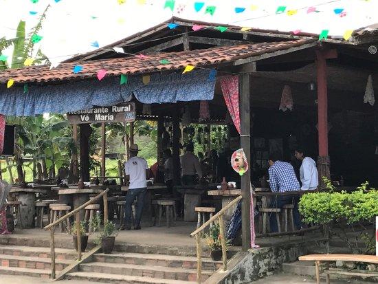 ambiente - GASTRONOMIA RURAL NA PARAÍBA: com paisagens exuberantes e preços que cabem no bolso, conheça quais os melhores restaurantes da região que são especialistas na culinária da roça