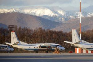 ap21187316556874 300x200 - Avião com 28 pessoas a bordo cai no mar no extremo leste da Rússia