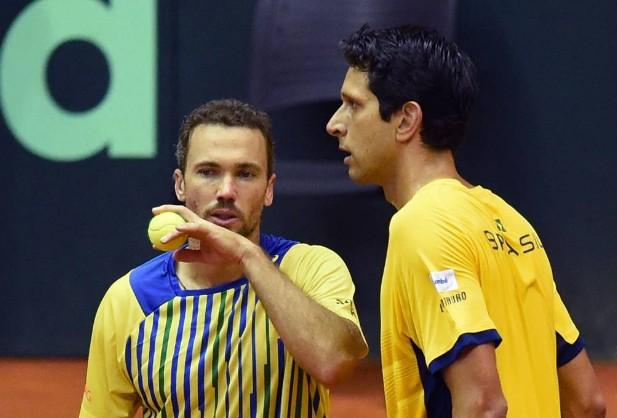 apend - Apendicite tira da Olimpíada Bruno Soares, chance de medalha no tênis