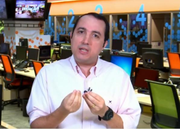 apresentador - Ex-Globo foi acusado de assédio por colegas mais de uma vez, mas emissora não agiu