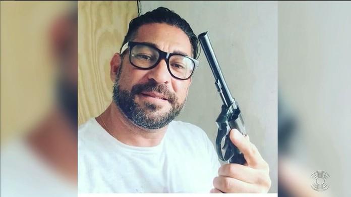 atirador - Acusado de matar taxista após discussão em JP tem habeas corpus negado pelo TJPB