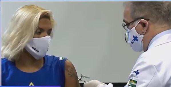 atletas - Brasil vai a Tóquio com 75% de atletas vacinados; alguns recusaram