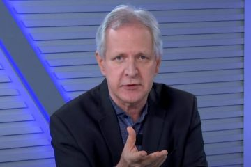 """augusto nunes 360x240 - Jornalista Augusto Nunes pede afastamento de funções do Grupo Record: """"Tenho de me afastar"""""""