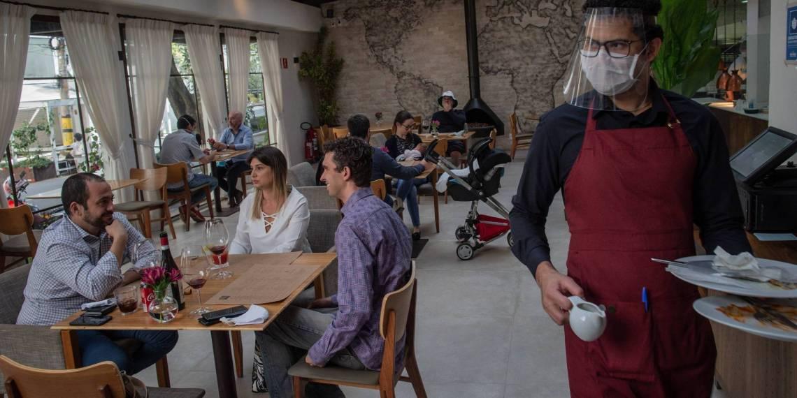 bares e restaurantes - NOVO DECRETO NA PB: após a diminuição nos números de casos de covid, bares e restaurantes poderão funcionar até às 00h