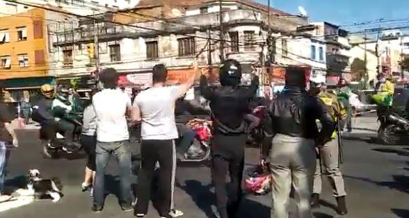 bolsonaro - Eduardo Leite explica prisão de mulher em motociata: 'agressão e desacato a policiais'; VEJA VÍDEO