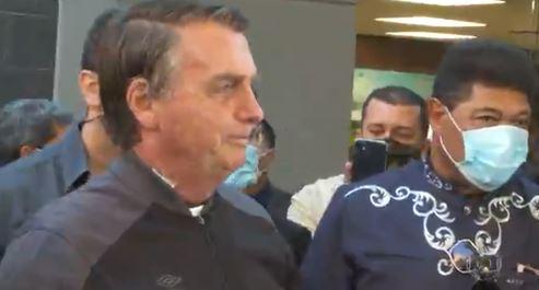 booo - Aliados se frustram com fala de Bolsonaro na saída do hospital - Por Valdo Cruz