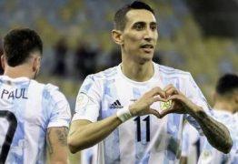 COPA AMÉRICA: Argentina vence Brasil por 1 a 0 e conquista título após 28 anos