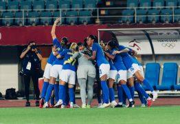 Brasil 1 x 0 Zâmbia: Seleção feminina vence e vai enfrentar o Canadá nas quartas de final