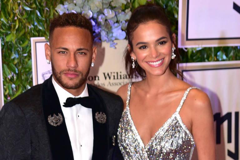 bruna marquezine e neymar - Lene Sensitiva agita a web após previsão sobre volta de Marquezine e Neymar